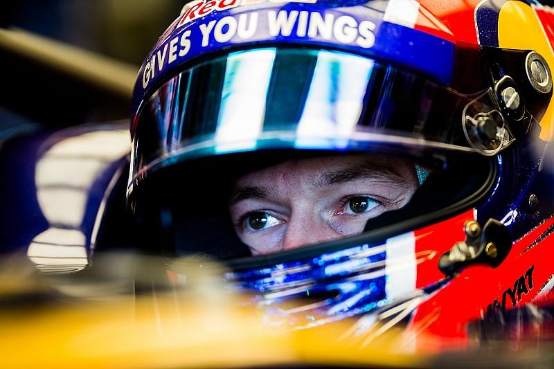 """Villeneuve: """"Los resultados de Kvyat no merecían un contrato para 2017"""""""