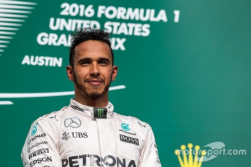 """Hamilton: """"En el momento en el que te rindes, estás acabado"""""""