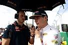 Max Verstappen se compara con Lewis Hamilton