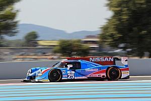 Catsburg debuteert in Asian Le Mans Series