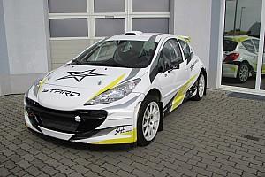 Rally: overig Nieuws Voormalig rallykampioen onthult elektrische rallycross-bolide
