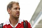 A Sebastian Vettel no le importa quien gane el título