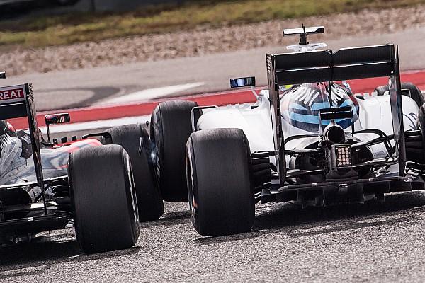 La historia detrás de la foto: Alonso golpea a Massa en Austin