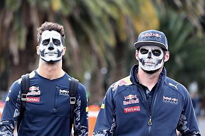 Verstappen y Ricciardo asombran en el paddock