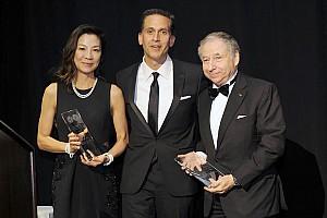 OTOMOBİL Son dakika FIA Başkanı Todt ve eşi Yeoh Birleşmiş Milletler ödülü kazandı