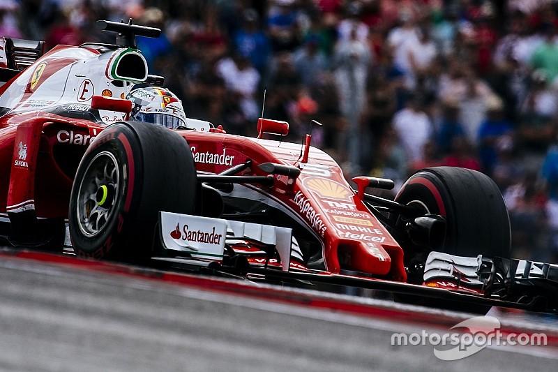 "Vettel - Ferrari a ""toujours une chance de gagner"" en 2016"