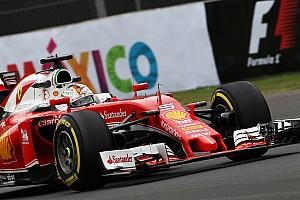 F1 Noticias de última hora Vettel sorprende como el más rápido del viernes en México