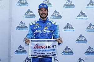 NASCAR Cup Qualifiche Martin Truex Jr. centra la pole a Martinsville