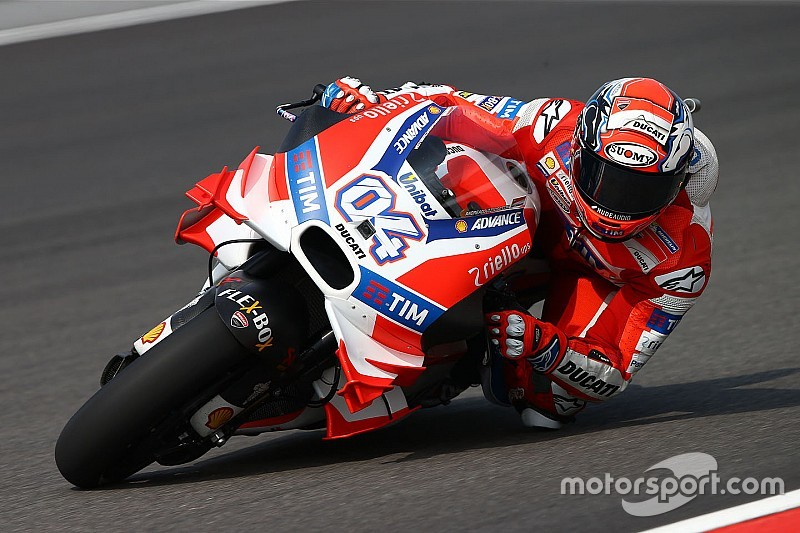 MotoGP Malaysia: Dovizioso jadi pembalap kesembilan yang memenangi balapan