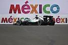 Гран При Мексики: стартовая решетка в картинках