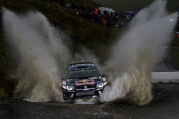 WRC Großbritannien: Sebastien Ogier siegt in Wales vor Ott Tänak