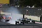 Hamilton asegura que no tomó ventaja en la curva 1