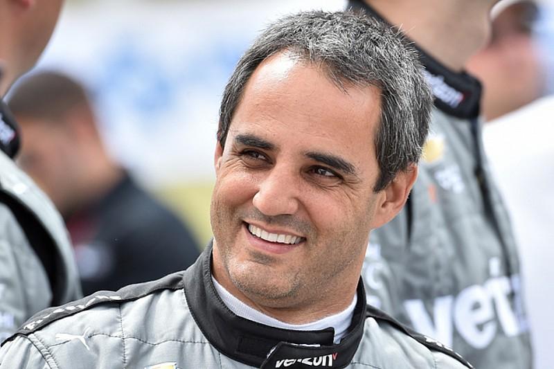 Montoya reste avec Penske pour l'Indy 500