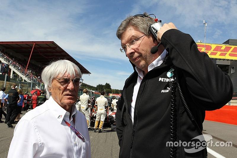 'Ross Brawn keert als sportief directeur terug in de Formule 1'