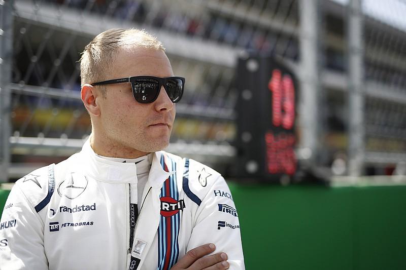 """Bottas voor vijfde jaar bij Williams: """"Vereerd hiervan deel uit te maken"""""""