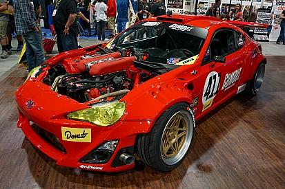 Une Toyota GT86 avec un moteur... Ferrari!