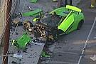 Une McLaren 650S Spider détruite à Los Angeles