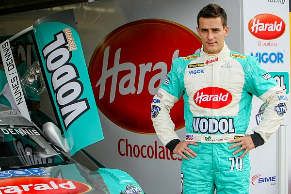 Brazilian V8 Stock Cars: Diego Nunes set the fastest lap on Friday