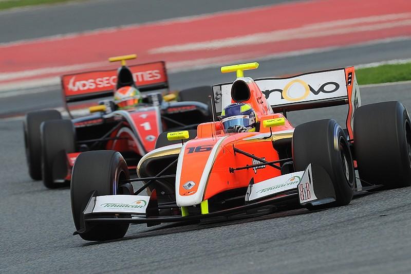Dillmann bat Delétraz pour le titre de Formule V8 3.5!