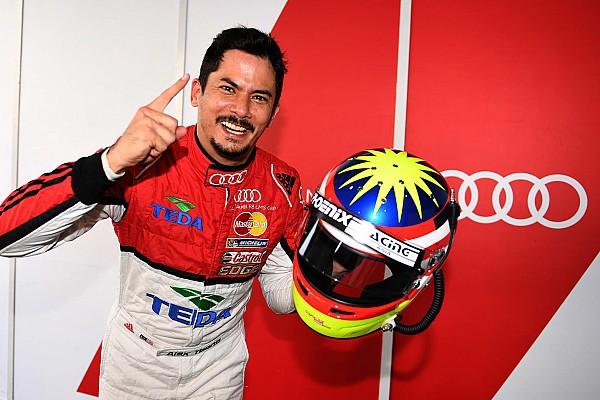 奥迪R8LMS杯收官战:熊龙加冕年度车手总冠军
