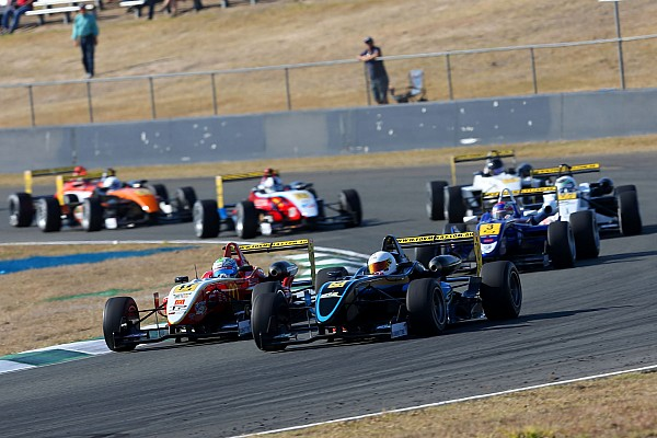 F3 New Australian F3-based category targeting overseas drivers