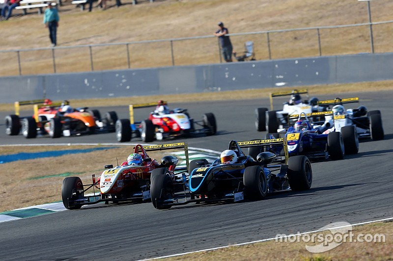 New Australian F3-based category targeting overseas drivers