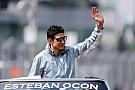 Force India объявила о контракте с Оконом