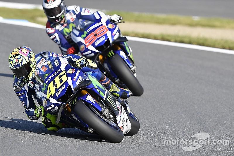 """Rossi: """"La relación con Lorenzo ha sido difícil pero muy estimulante"""""""