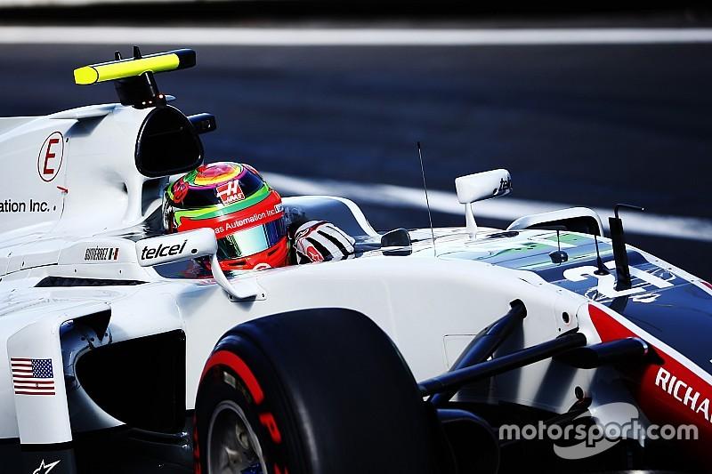¿Por qué Esteban Gutiérrez deja Haas?