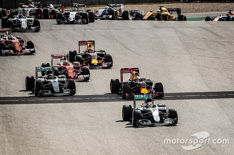 Liberty Media pertimbangkan rencana streaming F1