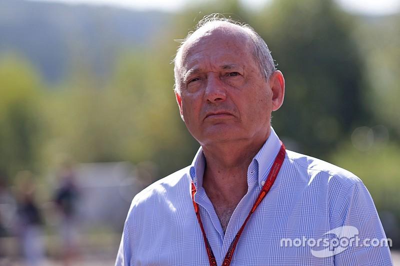 'Bestuur McLaren wil Dennis met onmiddellijke ingang schorsen'