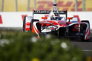 Формула E Отчет о квалификации Розенквист завоевал поул в Марракеше