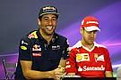 Ріккардо порадив Ferrari не оскаржувати рішення суддів по Феттелю