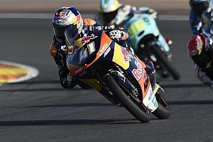 Moto3 レースレポート 【Moto3バレンシア】決勝:王者ビンダー、貫禄のオーバーテイクショー。大逆転で優勝