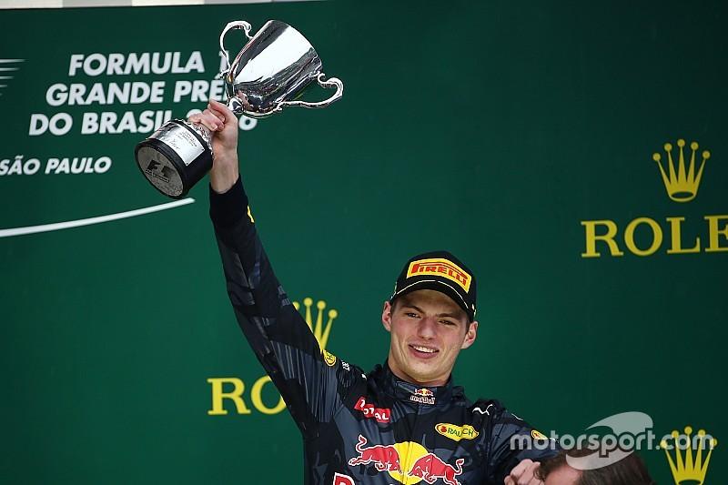 Verstappen quitó un récord histórico a Rosberg