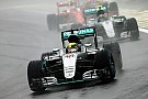 "【F1ブラジルGP】ハミルトン、大荒れのレースも""10年で最も簡単な優勝"""