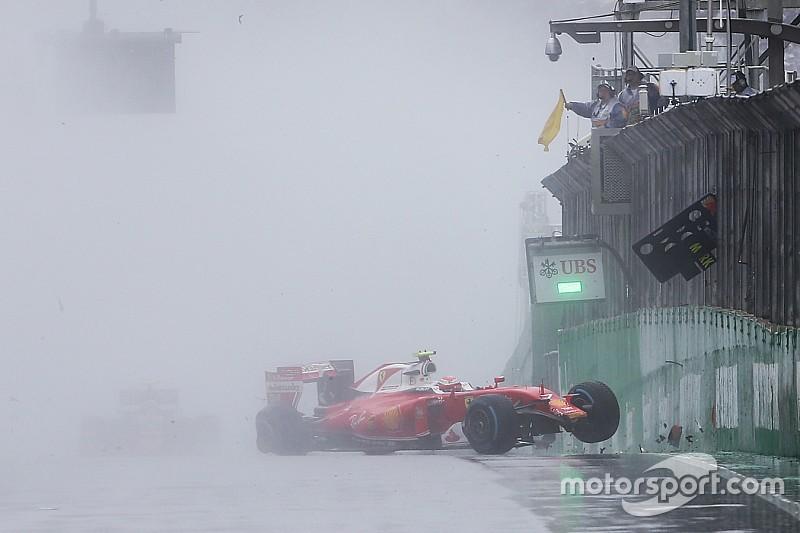 Райкконен розкритикував дощові шини Pirelli