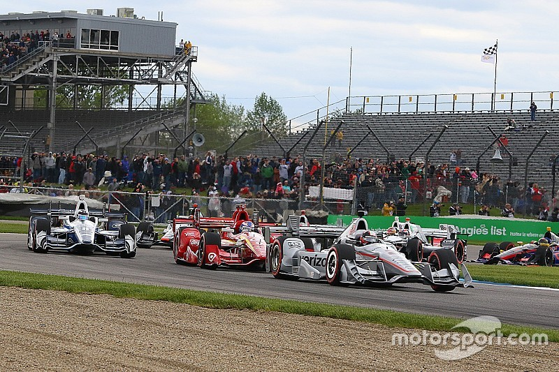 Qui pilotera où en IndyCar en 2017?