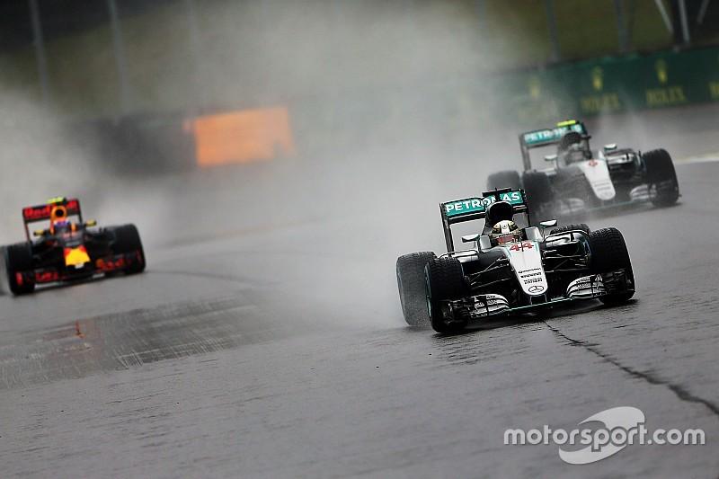 """Wolff - Le """"show Verstappen"""" a éclipsé le meilleur résultat de Mercedes en 2016"""