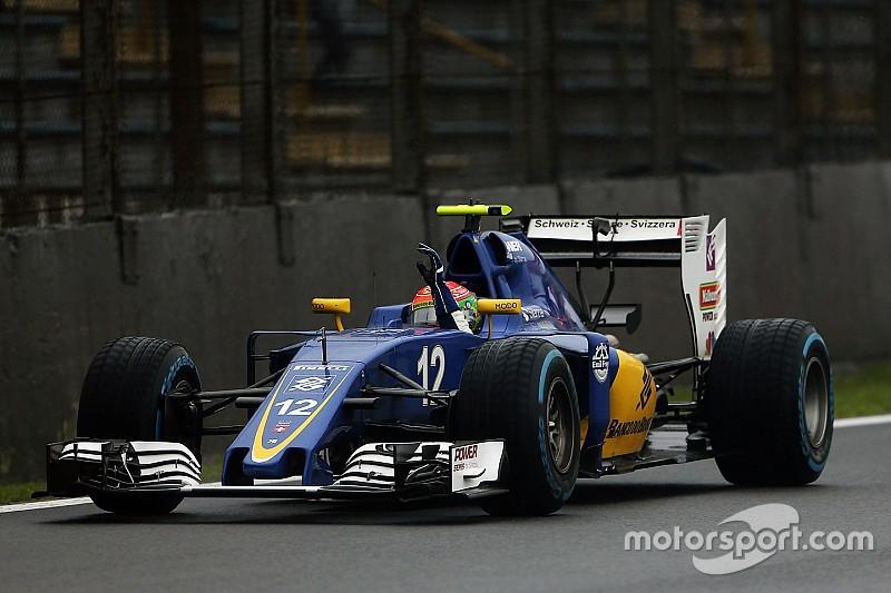 """Nasr: Poin di GP Brasil """"seperti kemenangan"""" untuk Sauber"""