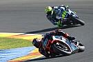 Viñales voor Rossi en Lorenzo bij testdebuut Yamaha