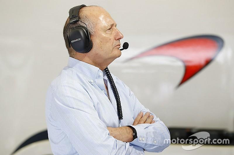 """Dennis diz que """"falsos motivos"""" o forçaram a sair da McLaren"""