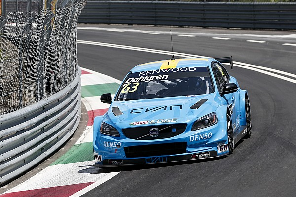 Далгрен повернеться у Volvo на етап WTCC в Катарі