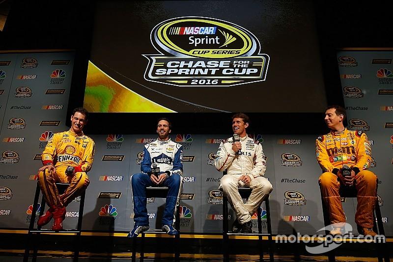 Vor dem NASCAR-Finale in Homestead: Das sagen die 4 Titelkandidaten