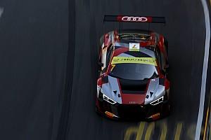 GT Reporte de calificación GT World Cup en Macao: Mortara lideró un doblete de Audi en clasificación