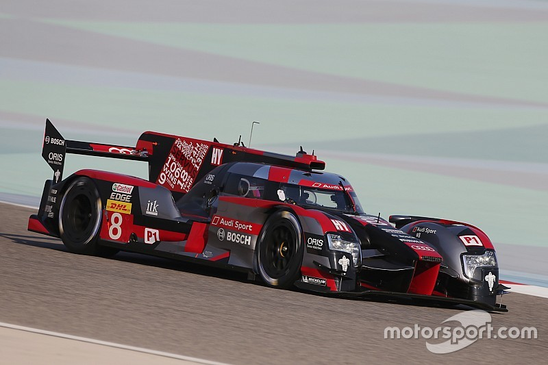 WEC in Bahrain: Audi sichert sich die Pole-Position