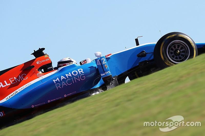 King regresa a Manor a la primera práctica libre en Abu Dhabi