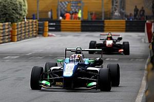 Formule 3: overig Raceverslag Macau GP: Antonio Felix da Costa wint uitgestelde kwalificatierace