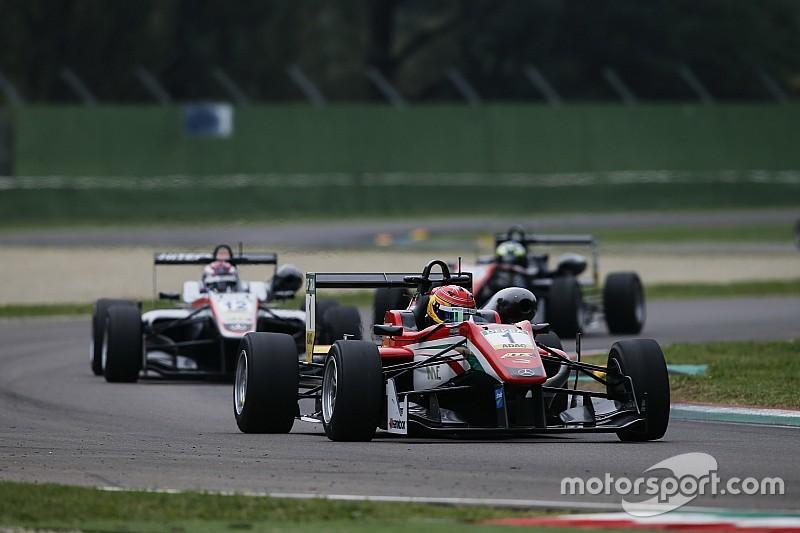 FIA F3: una nuova veste aerodinamica per le monoposto del 2017
