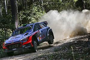 WRC Etap raporu Avustral WRC: Paddon, Mikkelsene yaklaşıyor